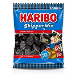 Haribo Skipper Mix 120 gr