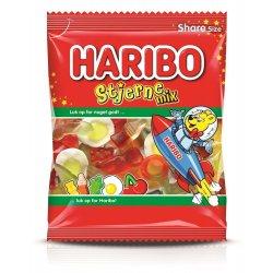 Haribo Stjernemix 120 gr