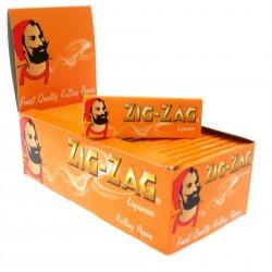 Zig-Zag Liquorice cigaretpapir