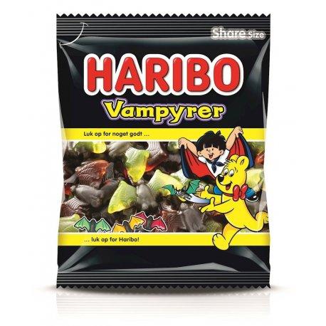 Haribo Vampyrer 120 gr
