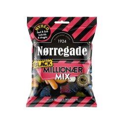 Nørregade Black Millionær Mix 115 gr