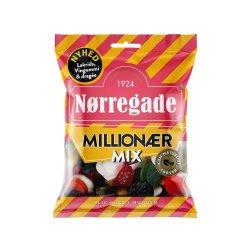 Nørregade Millionær Mix 115 gr