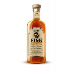 Fisk Pure Raw Salty Caramel 16,4% 70 cl