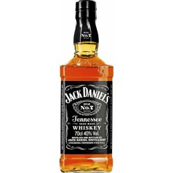 Jack Daniels Old No. 7 Tennessee Whiskey 70 cl