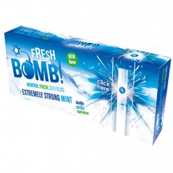 Fresh Bomb  Arctic Ekstra  Strong  Mint Click Filter