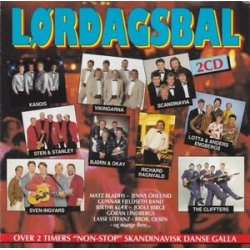 Lørdagsbal - 2CD