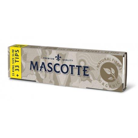 Mascotte Slim Size Organic Papirer