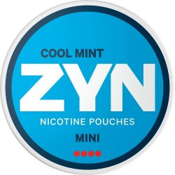 Zyn Cool Mint Mini Strong