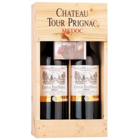 Ch Tour Prignac Medoc Cru 2 Fl