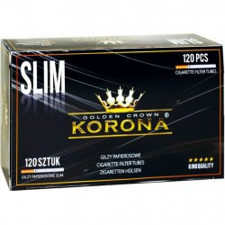Korona Slim Filter 120 Stk Rør