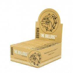 The Bulldog Brown King Size Tynde Papirer