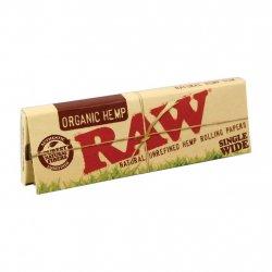 RAW Organic Single Wide Papir