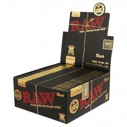 RAW Black Ublegede Papir
