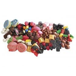 Stor Blandet Slikpose 300 gram