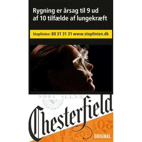 Chesterfield Red 20 Stk HB