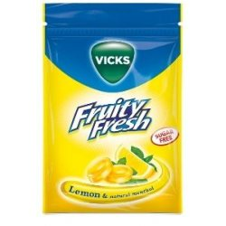Vicks Lemon Plus Menthol 72 gr