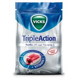Vicks Triple Action 72 gr