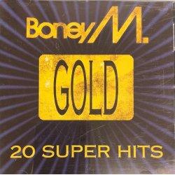 Boney M Gold - 20 Super Hits