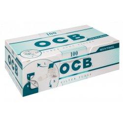 OCB Menthol Filter 100 stk Pakke