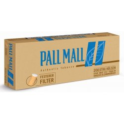Pall Mall Authentic Blue Xtra Filter 200 Stk
