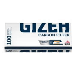 Originale Gizeh Carbon Filter 100 stk