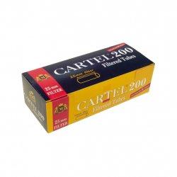 Cartel 200 Med Ekstra Lang Filter 200 stk