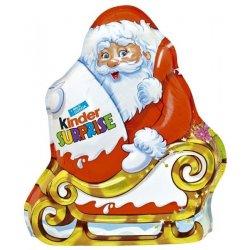 Kinder Santa Claus m/kinderæg 75 gr