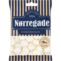 Nørregade Schweizer Drops 125 gr