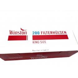 Winston King Size Hylster 200 stk