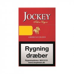 Jockey Red Filter 17 stk