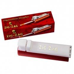 Zig-Zag Rullemaskine Til Almindelige Filterrør