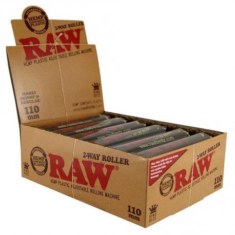 RAW 2-vejs ruller King Size 110 mm