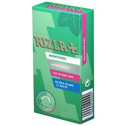 Rizla Menthol Cigaret Ekstra Slank Filter Tip