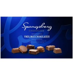 Spangsberg Yndlingschokolade 250 gr