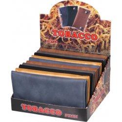 Tobakspung 160 X 90 mm  Læder bløde Forskellige Farver