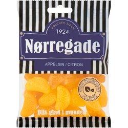 Nørregade Appelsin Citron 125 gr