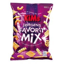 Kims Jørgens Favorit Mix 145 gr
