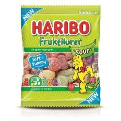 Haribo  Fruktilurer Sour 120 gr