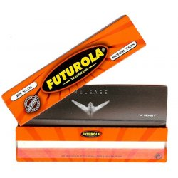 Futurola Roll Kingsize Slim  Orange