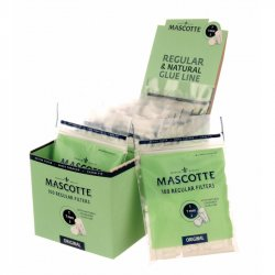 Mascotte Slim Filters 100 stk
