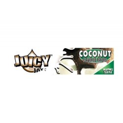 Juicy Jays - Coconut King Size Slim