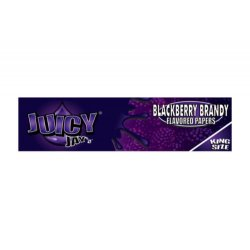 Juicy Jay's - Blackberry Brandy King Size Slim