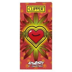 Clipper Papers «4Twenty Collections» - Ganja Hearts III