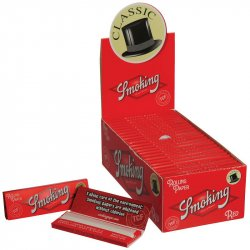 Smoking Papers  Deluxe  Sort 70 mm
