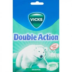 Vicks Double Action SF 72 gr