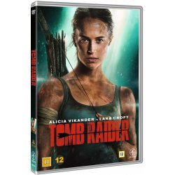Tomb Raider DVD eller Blu-ray