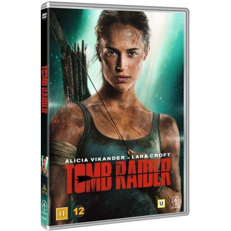 Tomb Raider  DVD eller Blu-ray