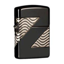 Org.ZIPPO Black Ice Armor Case Collectible 2020