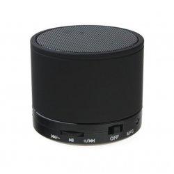 Mini Bærbar Bluetooth Højttaler  Sort