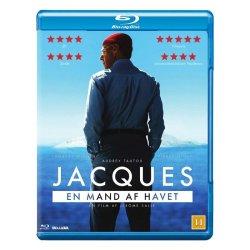 Jacques - En Mand Af Havet / L'odyssée - Blu-ray
